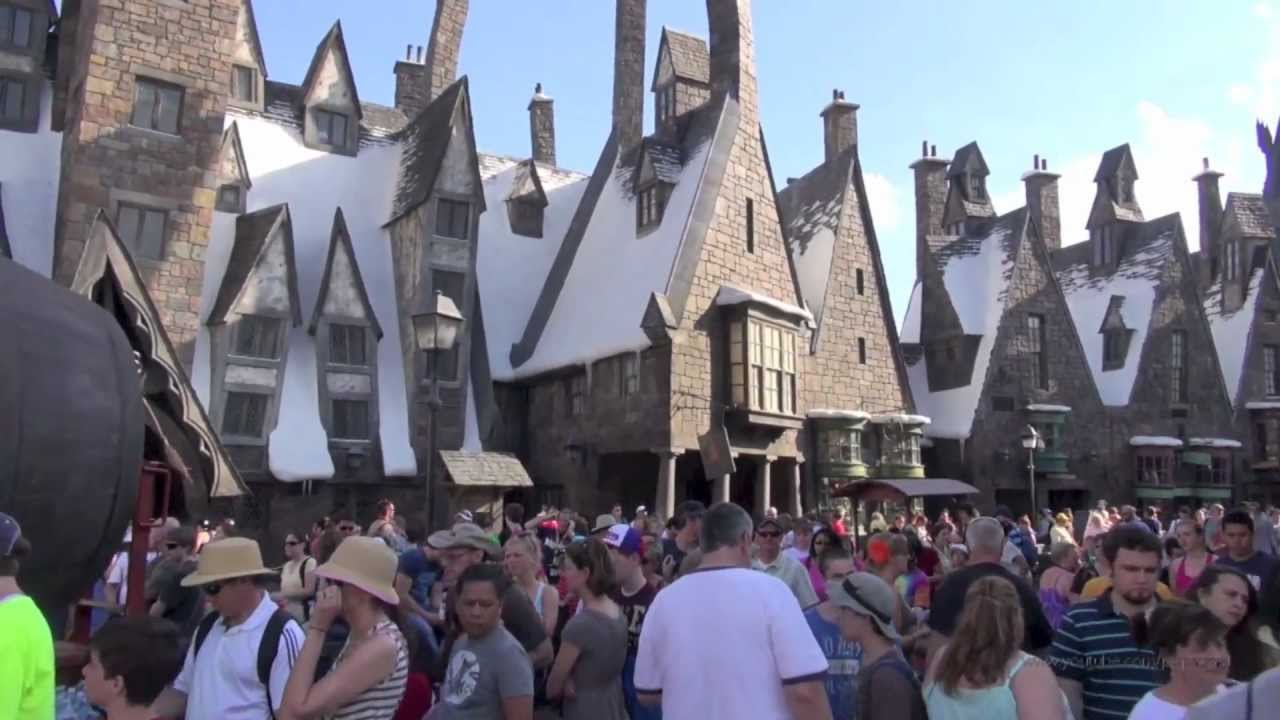 Is Harry Potter World In Universal Or Islands Of Adventure