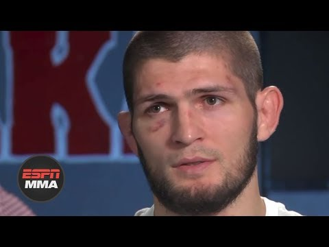 [FULL] Khabib Nurmagomedov on approach to Conor McGregor fight | ESPN