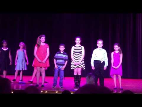 Rehoboth elementary school presents:  I'll be there