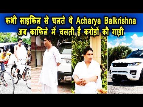 Patanjali, CEO, Acharya Balkrishna, among India's Top Billionaire List