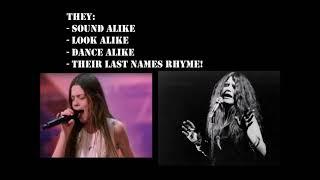 Courtney hadwin vs janice joplin golden buzzet sing off america's got talent