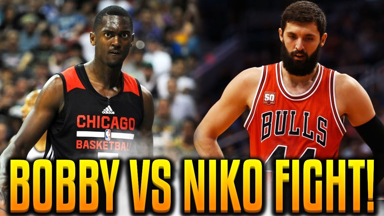 Bobby Portis sends Nikola Mirotic to hospital after altercation