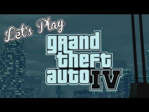 Let's Play: GTA IV - Bike Bat
