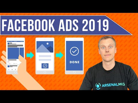 Facebook Ads Tutorial 2019 - Master Facebook Ads In Under 1 Hour!