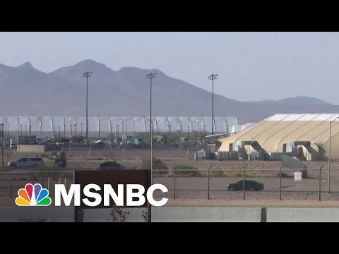 """Whistleblower Says Fort Bliss Migrant Facility Felt Like A """"Prison"""" For Kids"""