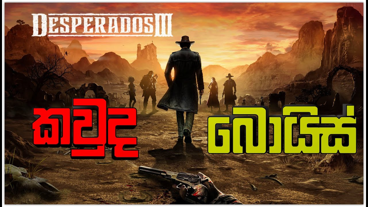 Games Info And Games Info New Series Desperados Iii System Requirements