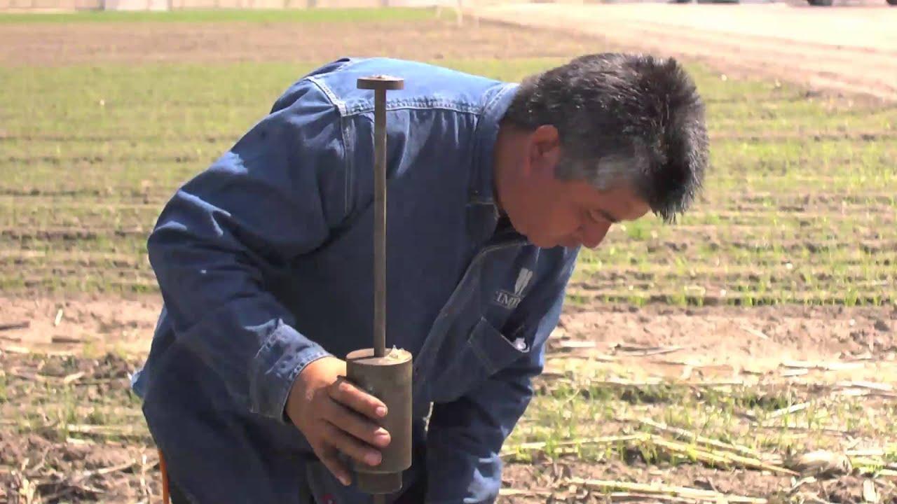 Como medir la resistencia de penetraci n de suelo - Como solar un suelo ...