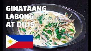 Ginataang Labong at Dilis - Filipino Recipes - Pinoy Cooking - Tagalog - Youtube
