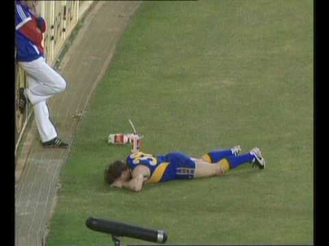 Aussie Rules AFL Hard Hits