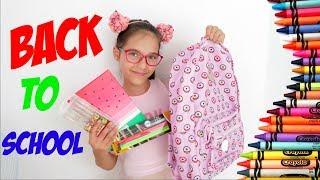 ♥ BACK TO SCHOOL | Pusheen Girl