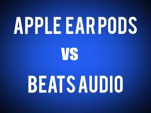Apple EarPods vs Beats Audio