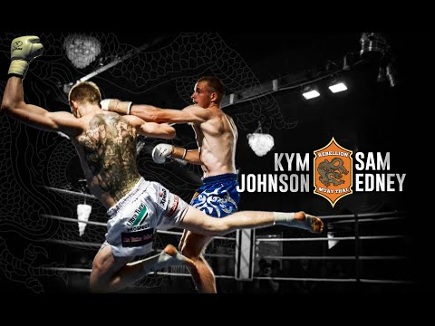 Rebellion Muaythai 1: Sam Edney Vs Kym Johnson - FULL FIGHT