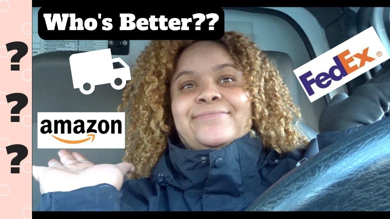 delivery driver jobs near me amazon