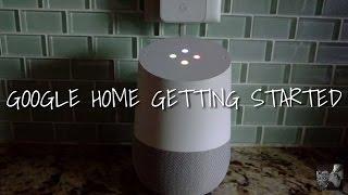 Google Home & App Setup + IFTTT Guide