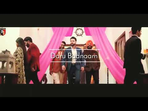 Daru badnaam karti video song | kamal kahoon & Param singh | Letest punjabi viral song 2018