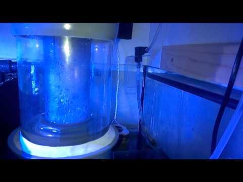 Air driven skimmer with 2000Lph air pump