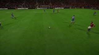 FIFA 18 career mode Manchester united vs stoke city :):)