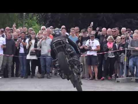 Mike Jensen Stuntkører