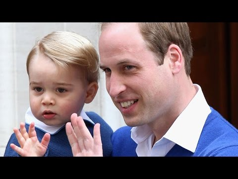 Prince William on Raising Prince George & Princess Charlotte in the Limelight: 'We Are a Normal F…