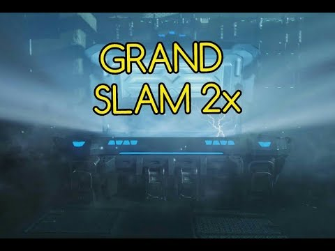 Double Grand Slam Opening on Black Ops 3