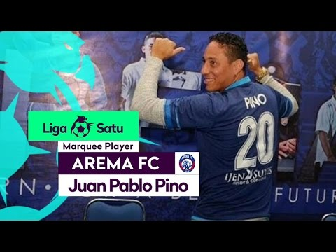 Best Skill & Goals Juan Pablo Pino marquee Player Arema Fc