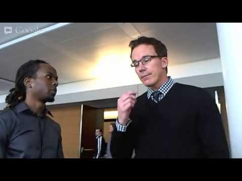 Google+ Hangout with ESPN SportsCenter Anchor John Buccigross