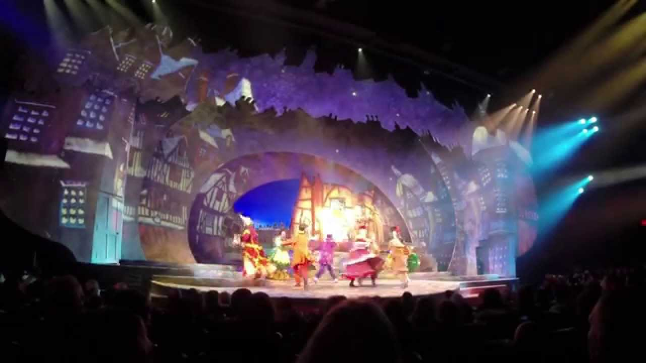 Scrooge No More Full Show Christmas Town Busch Gardens Williamsburg Youtube