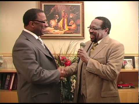 Interview With Dr. Howard Ruffin (Miracle Temple Church - KCMO)
