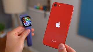 Apple iPhone SE 2020 Review After 2 Months!