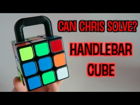 Can Chris Solve?: Handlebar Cube