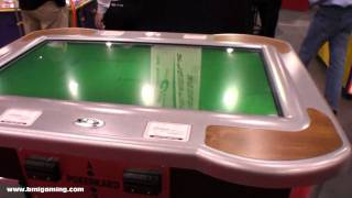 Pokerkard - Big Tony's Video Poker Tabletop / Bartop Arcade Game - Bmigaming.com