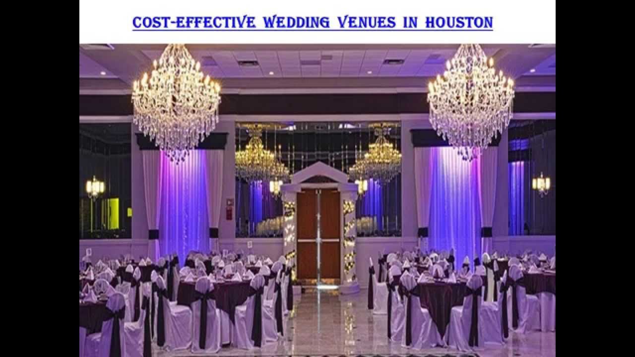 Best small wedding venues in houston youtube junglespirit Gallery
