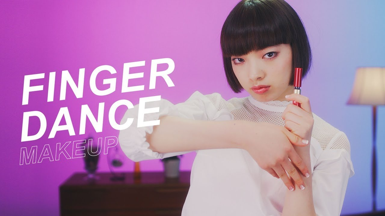 Finger Dance Makeup: Shiseido reveals the history of Japanese makeup