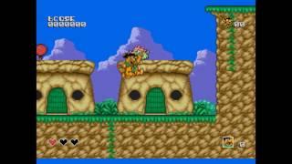 Russian Game Overs: The Flintstones (Genesis)