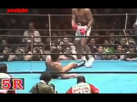 Muhammed Ali vs Antonio Inoki Boxer vs MMA Fighter 1976
