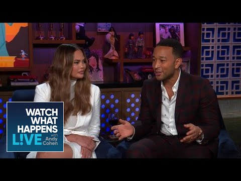 2 Reasons John Legend Spoke Out About R. Kelly | WWHL Mp3