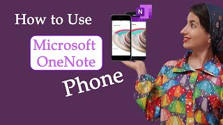 How to use Microsoft OneNote on android phone [full tutorial] screenshot 4