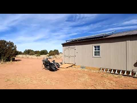 Building an off grid solar house part 103. Cabinets, and panel mounting.