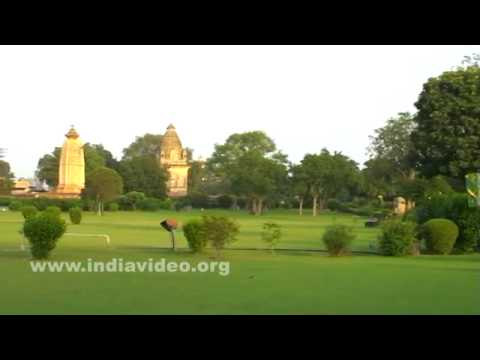 Landscape of Khajuraho