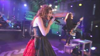 Flyleaf Again Live on Jimmy Kimmel  HD!!