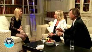 Rosamund Lupton talks to Richard and Judy