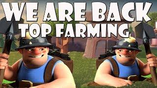 MINER STRATEGIE RH10 TOP FARMING TAKTIK | Let´s Play CoC/ Clash of Clans | Deutsch/ German