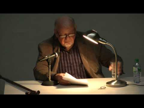 Georg Forster Lecture 2012 - Fredric Jameson