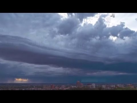 National Weather Service Needs New Mexico Volunteers To Eye The Sky
