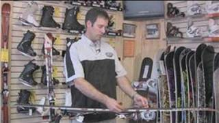 Ski Equipment : How to Sharpen Skis