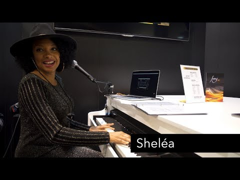 "Shelea Sings ""Until You Come Back To Me (That's What I'm Gonna Do)"" At NAMM 2018"