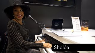 Shelea Sings 34 Until You Come Back To Me That 39 S What I 39 M Gonna Do 34 At Namm 2018