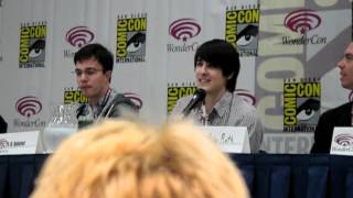 Wondercon 2012 Regular Show Panel P.1