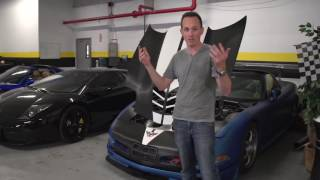Super Speeders Corvette - Almost completed (again)