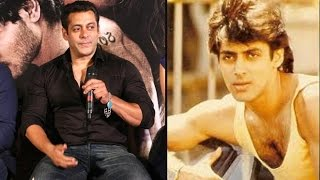 Salman Khan Gets Emotional About His Struggling Days As A Model